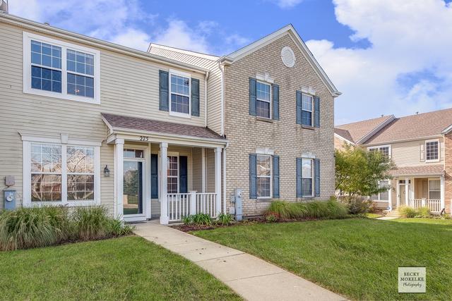 275 S Springbrook Trail, Oswego, IL 60543 (MLS #10114273) :: Ryan Dallas Real Estate