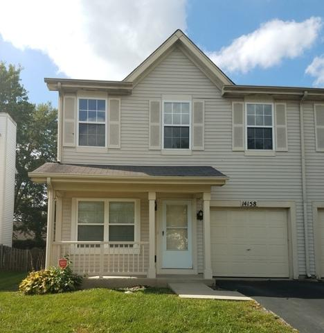 14158 S Napa Circle, Plainfield, IL 60544 (MLS #10114316) :: The Wexler Group at Keller Williams Preferred Realty