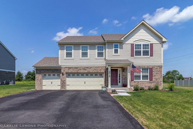 1729 Glenbrooke Lane, New Lenox, IL 60451 (MLS #10114341) :: The Wexler Group at Keller Williams Preferred Realty