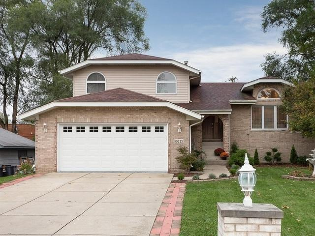 10235 S 80th Court, Palos Hills, IL 60465 (MLS #10114353) :: Century 21 Affiliated