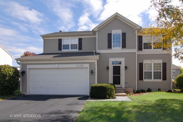 2438 Sir Barton Lane, Montgomery, IL 60538 (MLS #10114367) :: HomesForSale123.com
