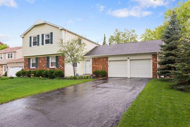 30 Timber Hill Road, Buffalo Grove, IL 60089 (MLS #10114385) :: The Dena Furlow Team - Keller Williams Realty