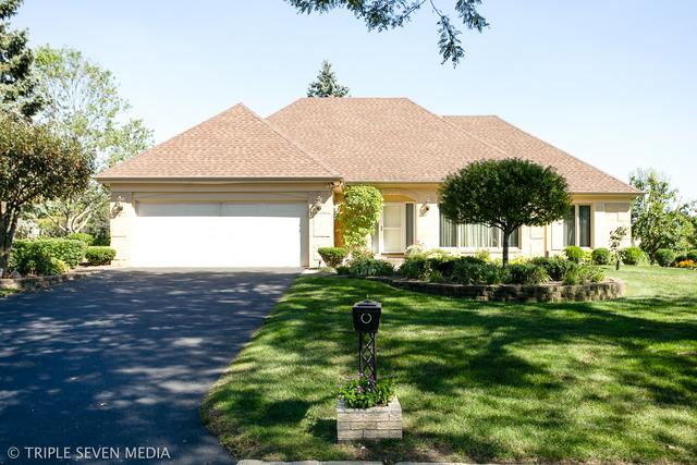 8361 S Park Avenue, Burr Ridge, IL 60527 (MLS #10114488) :: The Wexler Group at Keller Williams Preferred Realty