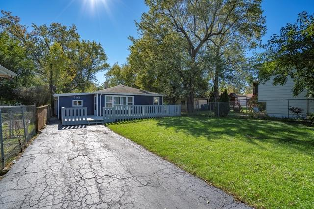 5143 Ridge Avenue, Hillside, IL 60162 (MLS #10114879) :: The Dena Furlow Team - Keller Williams Realty