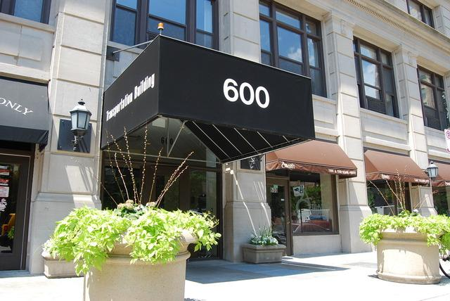 600 S Dearborn Street #701, Chicago, IL 60605 (MLS #10114913) :: Touchstone Group
