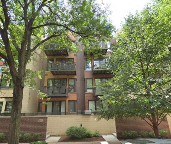 2241 W Wabansia Avenue #102, Chicago, IL 60647 (MLS #10114953) :: The Perotti Group | Compass Real Estate