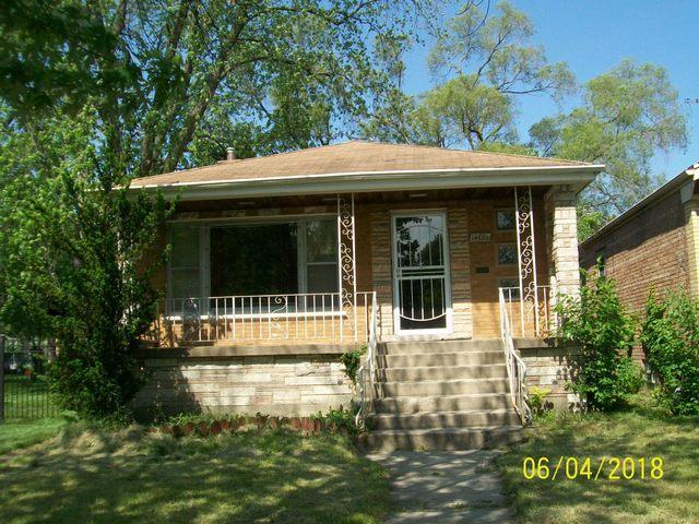 14520 S Wentworth Avenue, Riverdale, IL 60827 (MLS #10114976) :: The Dena Furlow Team - Keller Williams Realty