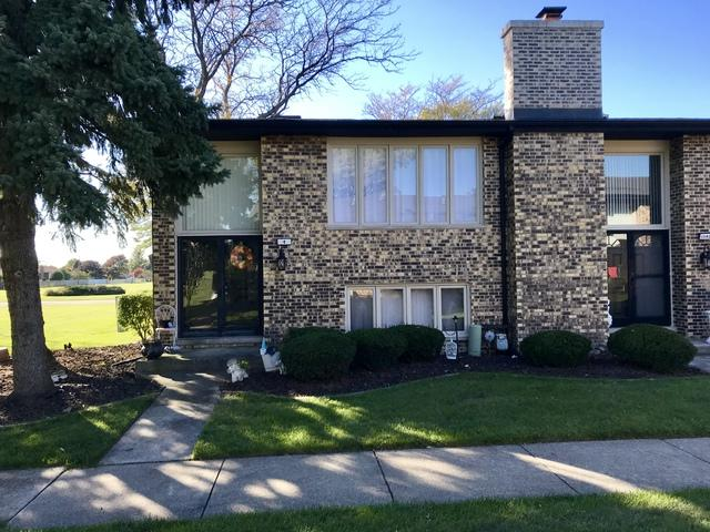 15433 Begonia Court #20, Orland Park, IL 60462 (MLS #10115070) :: The Wexler Group at Keller Williams Preferred Realty