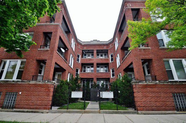 6449 S Greenwood Avenue #1, Chicago, IL 60637 (MLS #10115128) :: The Dena Furlow Team - Keller Williams Realty
