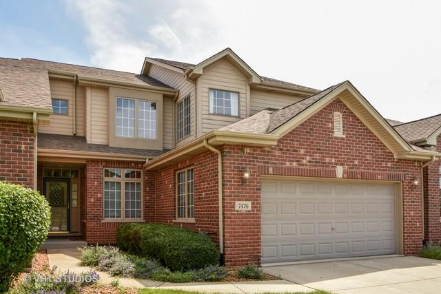 7476 E Plank Trail Court, Frankfort, IL 60423 (MLS #10115149) :: The Wexler Group at Keller Williams Preferred Realty