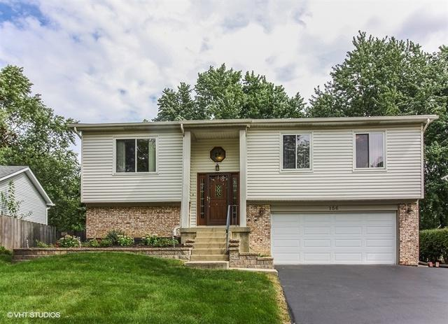 156 Thackeray Drive, Bolingbrook, IL 60440 (MLS #10115183) :: The Wexler Group at Keller Williams Preferred Realty