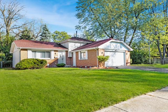 1006 187th Street, Homewood, IL 60430 (MLS #10115200) :: The Wexler Group at Keller Williams Preferred Realty