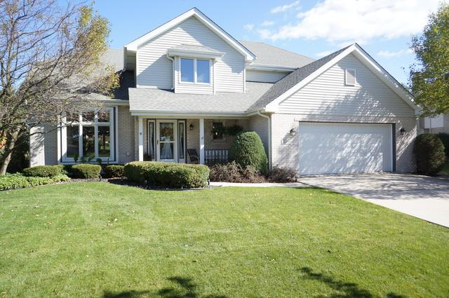 572 Bishops Gate, New Lenox, IL 60451 (MLS #10115255) :: Century 21 Affiliated