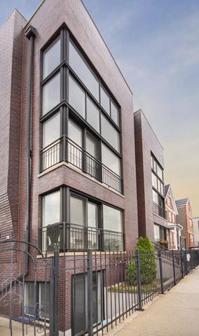 1644 W Blackhawk Street 1W, Chicago, IL 60622 (MLS #10115357) :: The Perotti Group | Compass Real Estate