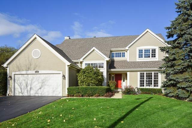 1230 Whitehall Court, Lake Zurich, IL 60047 (MLS #10115391) :: The Jacobs Group