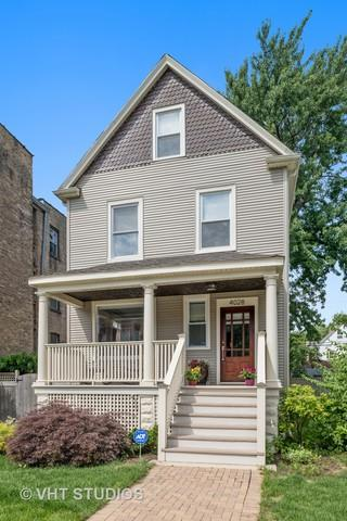 4028 N Central Park Avenue, Chicago, IL 60618 (MLS #10115463) :: Leigh Marcus | @properties
