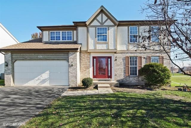 658 Mayfair Drive, Carol Stream, IL 60188 (MLS #10115534) :: Ani Real Estate