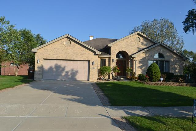 13005 S Ridgewood Drive, Palos Park, IL 60464 (MLS #10115614) :: Century 21 Affiliated