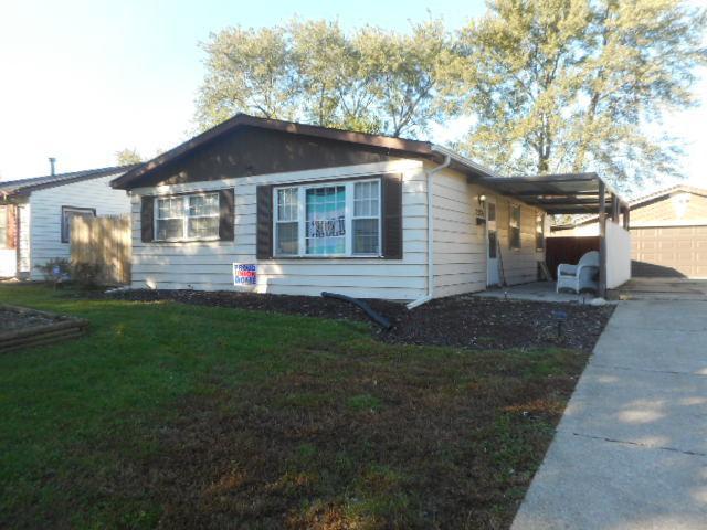22336 Chappel Avenue, Sauk Village, IL 60411 (MLS #10115621) :: The Dena Furlow Team - Keller Williams Realty