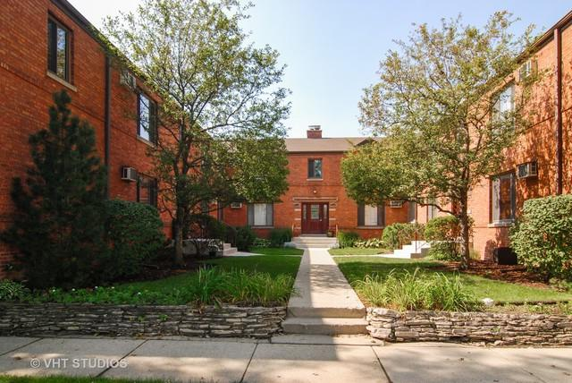 1542 Ashland Avenue 1A, River Forest, IL 60305 (MLS #10115766) :: The Dena Furlow Team - Keller Williams Realty
