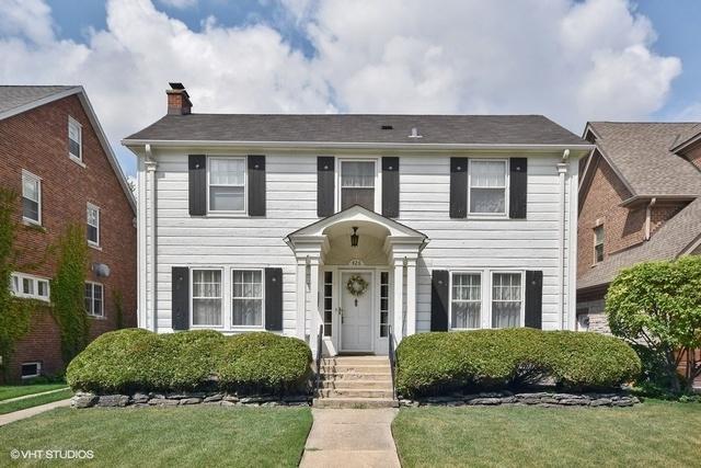 426 Elmore Street, Park Ridge, IL 60068 (MLS #10115791) :: The Dena Furlow Team - Keller Williams Realty