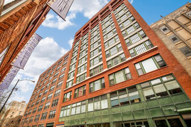 633 S Plymouth Court #609, Chicago, IL 60605 (MLS #10115811) :: Touchstone Group
