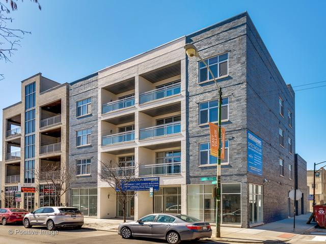 1601 W Pearson Street 4S, Chicago, IL 60622 (MLS #10115845) :: The Perotti Group | Compass Real Estate