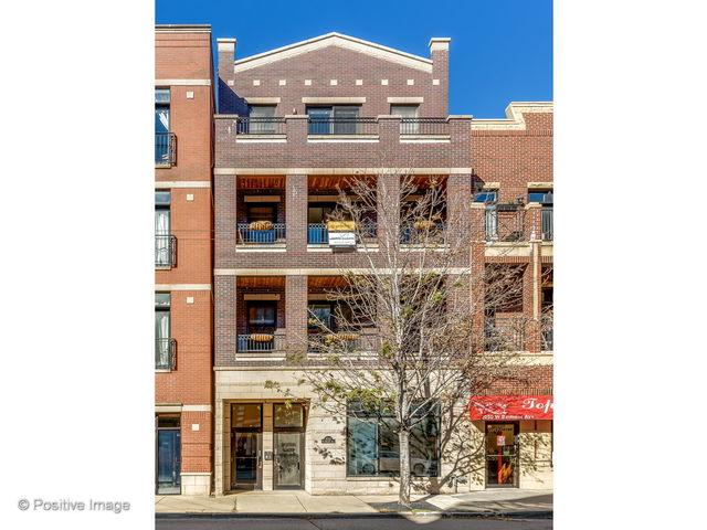 2052 W Belmont Avenue #4, Chicago, IL 60618 (MLS #10115900) :: Touchstone Group