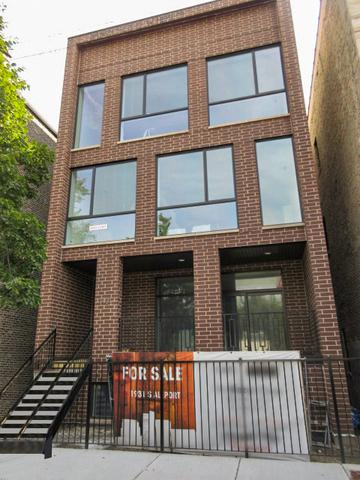 1931 S Allport Street 1-W, Chicago, IL 60608 (MLS #10115907) :: Domain Realty