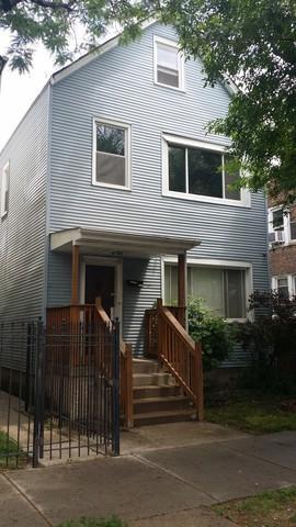 2437 N Central Avenue, Chicago, IL 60639 (MLS #10115915) :: The Dena Furlow Team - Keller Williams Realty