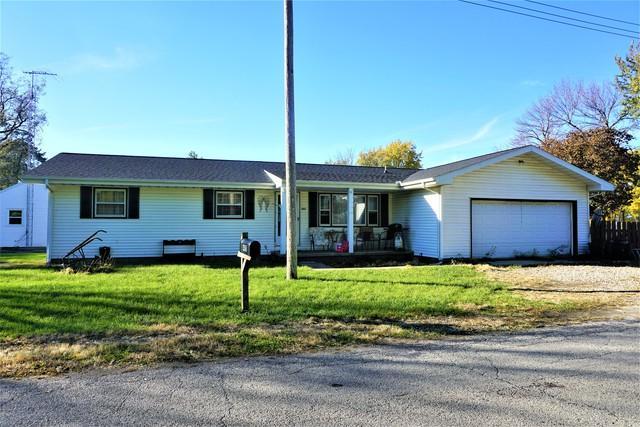 405 N Pine Street, Buckley, IL 60918 (MLS #10115946) :: Ani Real Estate