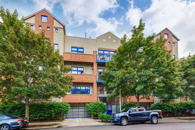 2251 W Saint Paul Avenue 3A, Chicago, IL 60647 (MLS #10115966) :: The Perotti Group | Compass Real Estate