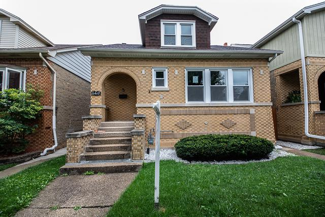 6417 N New England Avenue, Chicago, IL 60631 (MLS #10116047) :: The Dena Furlow Team - Keller Williams Realty