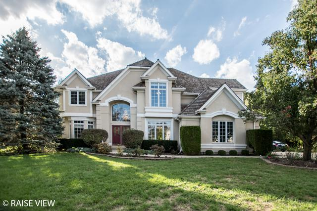 3111 Treesdale Court, Naperville, IL 60564 (MLS #10116171) :: The Dena Furlow Team - Keller Williams Realty