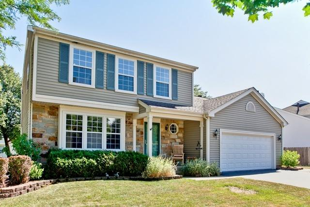 1040 Brittany Road, Lake Zurich, IL 60047 (MLS #10116338) :: The Jacobs Group