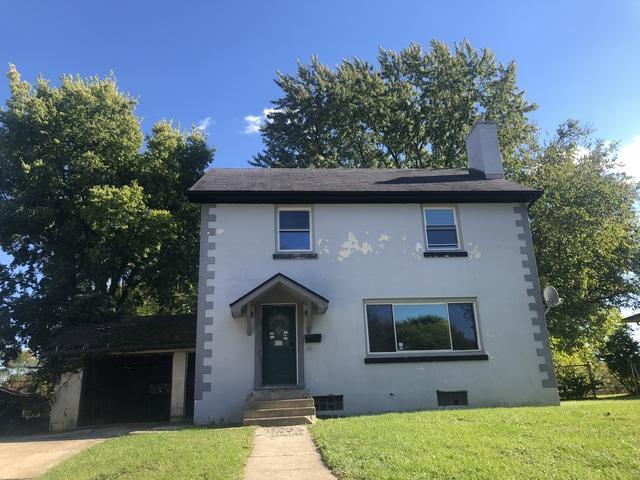 912 Haldemann Avenue, Joliet, IL 60436 (MLS #10116392) :: The Dena Furlow Team - Keller Williams Realty