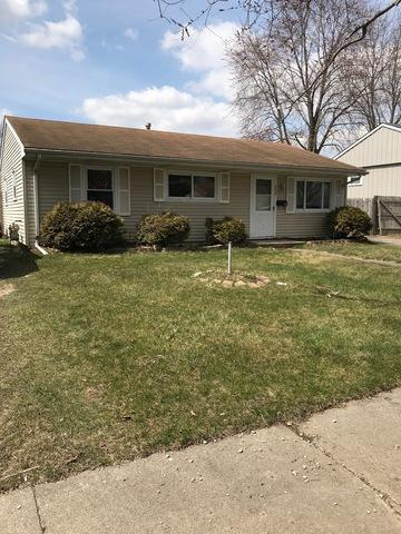 3428 Sally Drive, Steger, IL 60475 (MLS #10116442) :: Baz Realty Network | Keller Williams Preferred Realty