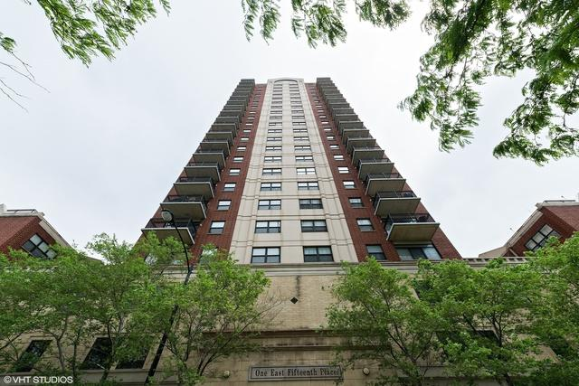 1529 S State Street 12F, Chicago, IL 60605 (MLS #10116449) :: Touchstone Group