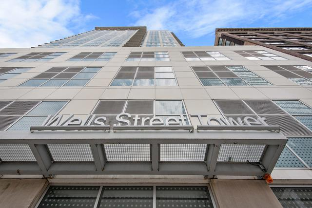 701 S Wells Street #902, Chicago, IL 60607 (MLS #10116495) :: Domain Realty