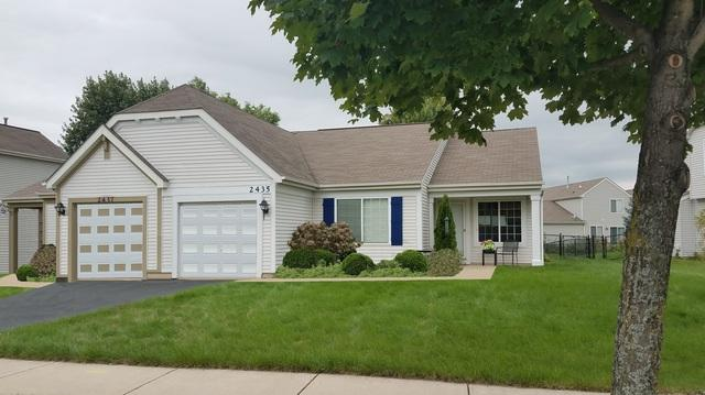 2435 Mayfield Drive, Montgomery, IL 60538 (MLS #10116601) :: Helen Oliveri Real Estate