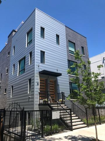 1718 W Julian Street 1S, Chicago, IL 60622 (MLS #10116690) :: The Perotti Group | Compass Real Estate