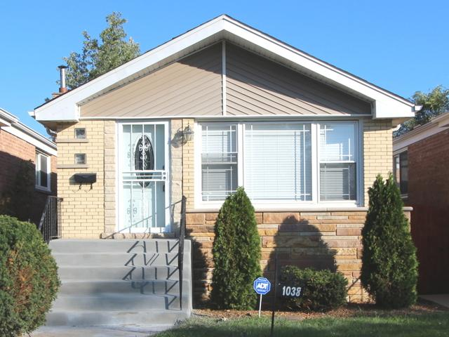 1038 W 108th Place, Chicago, IL 60643 (MLS #10116696) :: The Dena Furlow Team - Keller Williams Realty