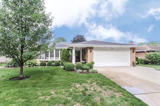 906 S See Gwun Avenue, Mount Prospect, IL 60056 (MLS #10116714) :: Helen Oliveri Real Estate