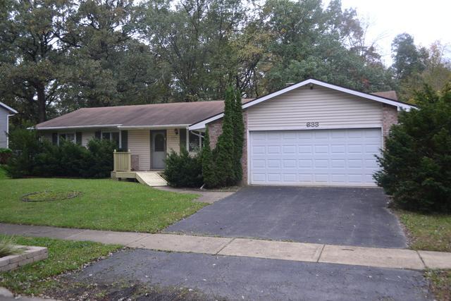 633 N Ashbury Avenue, Bolingbrook, IL 60440 (MLS #10116720) :: The Dena Furlow Team - Keller Williams Realty