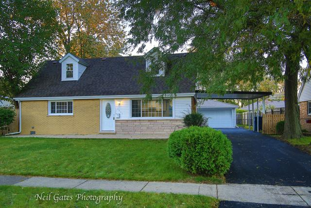 6821 W 88th Place, Bridgeview, IL 60455 (MLS #10116744) :: The Dena Furlow Team - Keller Williams Realty