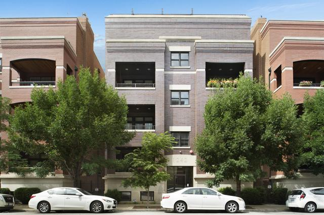 1242 W Jackson Boulevard 3W, Chicago, IL 60607 (MLS #10116784) :: Touchstone Group
