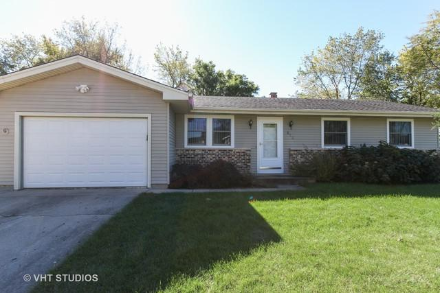 813 Dartmoor Drive, Crystal Lake, IL 60014 (MLS #10116807) :: The Jacobs Group