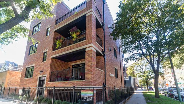 3356 N Marshfield Avenue #2, Chicago, IL 60657 (MLS #10116867) :: Property Consultants Realty