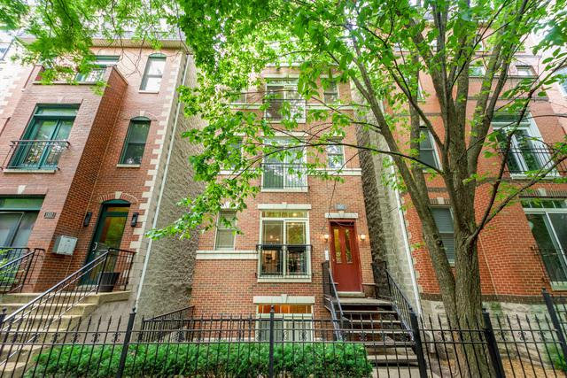 1512 N Hudson Avenue #3, Chicago, IL 60610 (MLS #10116901) :: The Perotti Group | Compass Real Estate