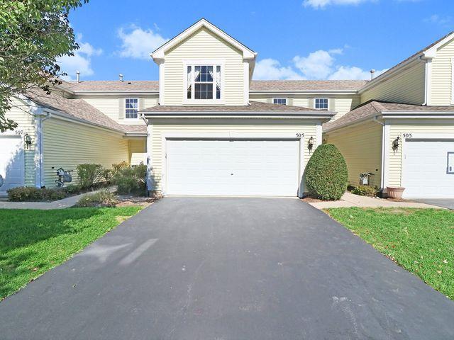 505 Prairie View Drive, Minooka, IL 60447 (MLS #10116954) :: Littlefield Group